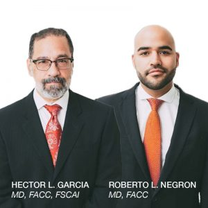Dr Garica and Dr Negron